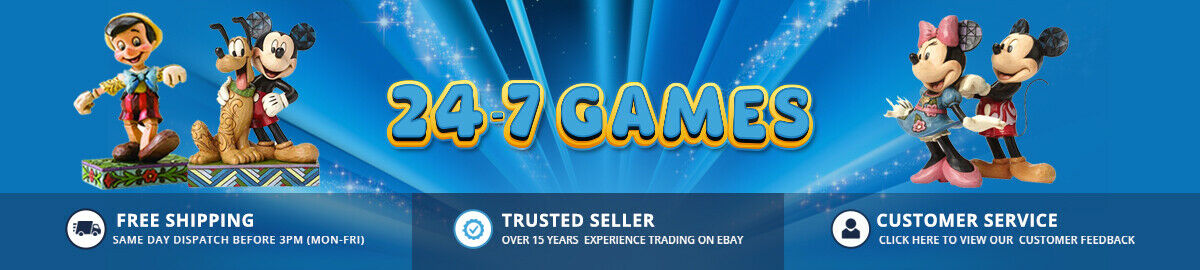 24-7 Games Store