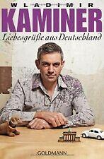 Liebesgrüße aus Deutschland von Kaminer, Wladimir | Buch | Zustand gut