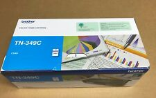 Brother Genuine TN-349C High Yield CYAN Toner For L9200CDW L9550CDW 6K Pages