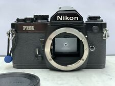 Nikon FM2 35mm Camera Rare Pre N