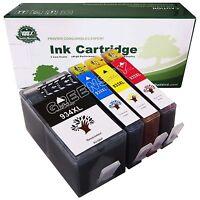 4 PK High Yield 934 XL 935 XL Ink Cartridges for HP Officejet Pro 6830 6835 6230
