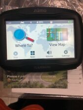 Lightly Used Garmin Zumo 395LM Motorcycle GPS with Bluetooth and Lifetime Map