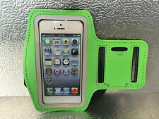 Running Jogging GYM Sport Armband Holder Arm Strap Pouch Case For iPhone 5 5S 5C