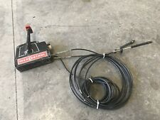 mercury / Mariner outboard motor forward controls 3.3  meter cables
