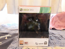 [Xbox 360]Batman Arkham City Collector avec sa statue/figurine