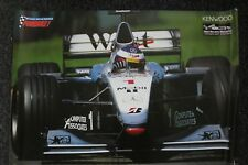 Poster Kenwood (West McLaren Mercedes MP4-15 2000 #1 Mika Hakkinen (FIN)) (AK) 2