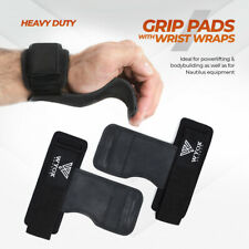 Wyox Lifting Grips Weight Gloves Best Heavy Duty Straps Power Hooks Deadlifts