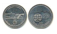 PORTUGAL 2,50 euro 2008 S/C PORTO - Centro Historico de Oporto UNESCO