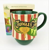 Disney Jungle Cruise Minnie Mouse The Main Attraction Series Mug Limited Release