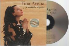 Tina Arena Je M'appelle Bagdad CD SINGLE