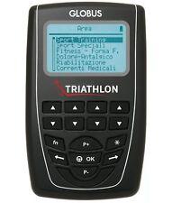 Globus Triathlon Muskelstimulator - EMS für Triathleten, Ausdauer, 424 Programme