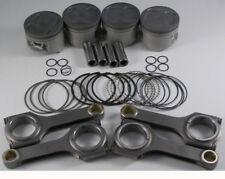 Nippon Racing JDM Turbo B-Series Piston Pistons Kit Scat B18C1 B18C5 GSR 81mm