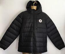 Converse Core Poly Fill Jacket Black Size S £ 100.00