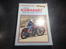 1979-1984 Kawasaki Kz500 Kz550 Zx550 Clymer Repair Shop Manual Kz500B1 Kz 550H1