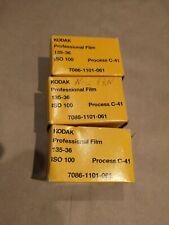 New Listing3 Rolls Unlabeled Expired 35mm Kodak Color? Print (C41) Film 08/1998 36exp