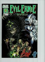 EVIL ERNIE: REVENGE #1  + Straight To Hell Prologue  HIGH GRADE Lady Death