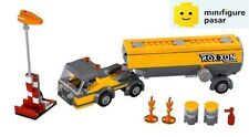 Lego Marvel Super Heroes Spider-Man 76067 - Yellow Tanker Truck Only - New