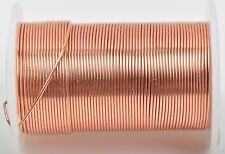 COPPER CRAFT WIRE, Tarnish Resistant Craft Wire, wire wrapping, 20g wir0051