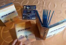 [PER COLLEZIONISTI] Star Wars - Saga 9 Blu-Ray [TRIOLOGIA 1&2]