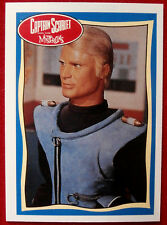 CAPTAIN SCARLET - Captain Blue - Card #57 - Topps, 1993, Gerry Anderson