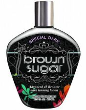 Tan Incorporated especial Dark Brown Sugar Tingle & DHA libre Bronceador 250ml