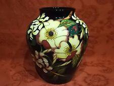 Moorcroft 21cm Lakme Music & Movement Collection Vase L/E # 57 of 60 RRP £770.00