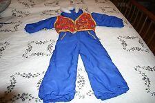 SUPER CUTE! Obermeyer One Piece Ski Suit, Girls Size 5 Preschool