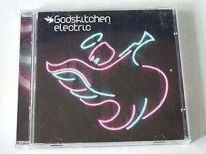 Various – Godskitchen Electric [2CD]