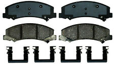 Disc Brake Pad Set-Ceramic Disc Brake Pad Front ACDelco Pro Brakes 17D1159CH