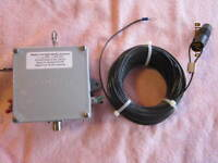 QSO-KING -- End Fed Multi-band Antenna -- 160-6 meters -- Rated 650 W. PEP  !!