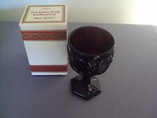 Avon Cape Cod Water Goblet New In Box Ruby Red 6""
