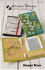 Reader Wrap Pattern To Make Case for Your Favorite E Reader