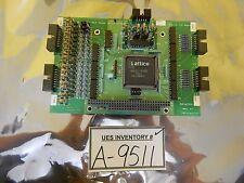 Reid Ashman Manufacturing RA16220 Granite I/O Processor Board PCB Used Working
