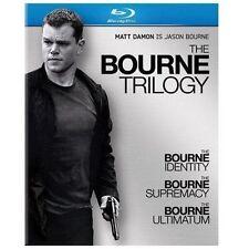 The Bourne Trilogy (Blu-ray Disc, 2010, 3-Disc Set)
