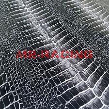 1'x5' Feet 2D High Gloss ALLIGATOR Skin Vinyl Wrap Sticker Decal Pro Grade
