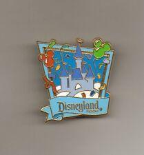 DISNEY PIN VISA REWARDS CELEBRATING EVERYDAY SLEEPING BEAUTY CASTLE LT BLUE