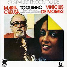 O Grande Encontro by Maria Creuza (CD, Dec-1999, Som Livre)