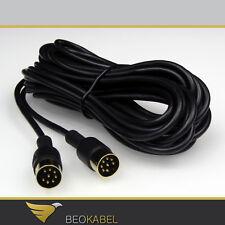 (4,07€/m) Powerlink Kabel 7m für B&O BANG & OLUFSEN BeoSound / BeoLab / 8-adrig