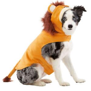 NWT Top Paw Dog Lion Halloween Costume Size Medium M Jacket Coat Pet - NEW!