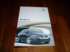VW Passat Prospekt 05/2007