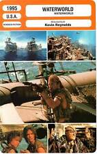 FICHE CINEMA : WATERWORLD - Costner,Tripplehorn,Hopper,Reynolds 1995