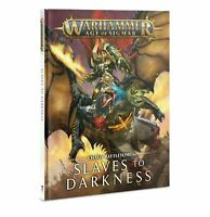 Battletome: Slaves to Darkness - Warhammer Age of Sigmar - New! Latest Edition