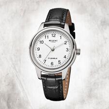 Relojes de pulsera de cuerda de plata para mujer