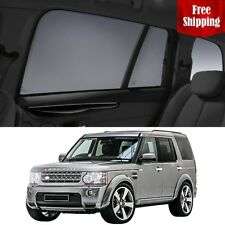 Land Rover Discovery 4 2011-2012  Rear Side Car Window Sun Blind Sun Shade