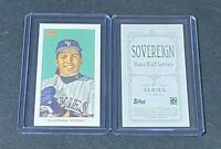 2020 Topps T206 Series 5  Andres Galarraga SOVEREIGN Back SP Colorado Rockies