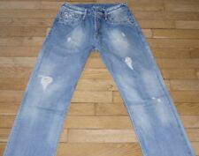 JAPAN RAGS  Jeans pour Homme W 27 - L 34  Taille Fr 36  (Réf # P083)