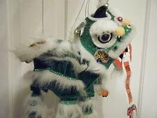CHINESE DRAGON PARADE PUPPET BEAUTIFUL EMERALD GREEN