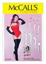 McCalls M7397 PATTERN - Misses Costume Accessories - XS-XL - New