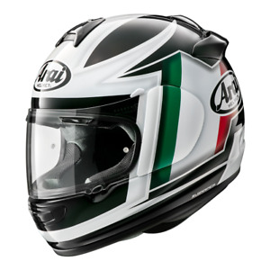 Arai Debut Italian Flag Medium UK Stock 2021 Model