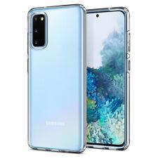 Samsung Galaxy S20, S20 Plus, S20 Ultra Case | Spigen® [Liquid Crystal] Clear